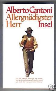 Alberto-Cantoni-Allergnaedigster-Herr-Insel-1991