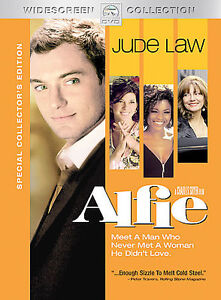 Alfie (DVD, 2005, Widescreen Version/ Ch...