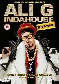 Ali G - Indahouse - The Movie (DVD, 2010...