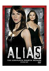 Alias - The Complete Fourth Season (DVD,...