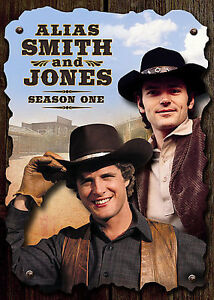 Alias Smith and Jones: Season One (DVD, ...