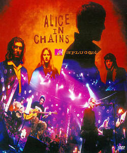 Alice in Chains - Unplugged (DVD, 2011)