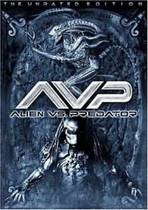 Alien vs. Predator (DVD, 2005, 2-Disc Se...