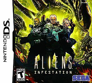 Aliens: Infestation  (Nintendo DS, 2011)