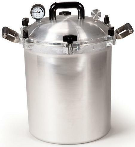 All American 930 30 Quart 30.5 30 ½ Heavy Duty Pressure Cooker Canner