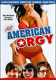 All American Orgy (DVD, 2011)