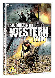 All-Quiet-on-the-Western-Front-itv-DVD-Earnest-Borgnine-Ian-Holm