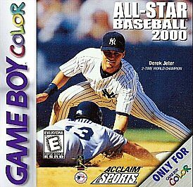 All-Star Baseball 2000  (Nintendo Game B...