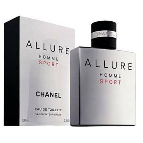 Allure Homme Sport by Chanel3.4 oz Men's Eau de Toilette in Everything Else, Other   eBay