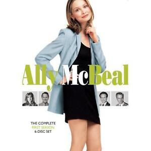 Ally McBeal: The Complete First Season (...