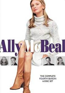 Ally McBeal: The Complete Fourth Season ...