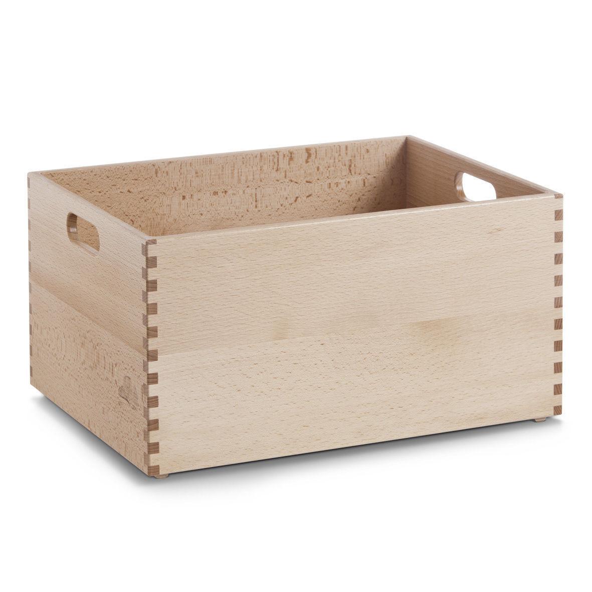 Allzweckkiste holzkiste aufbewahrung holzbox for Holzkiste kinderzimmer