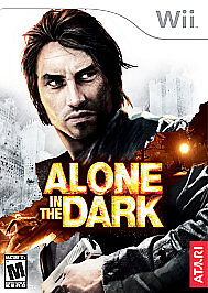 Alone in the Dark  (Wii, 2008)