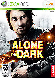Alone in the Dark  (Xbox 360, 2008)