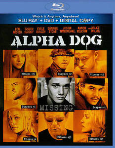 Alpha Dog (Blu-ray/DVD, 2011, 2-Disc Set...
