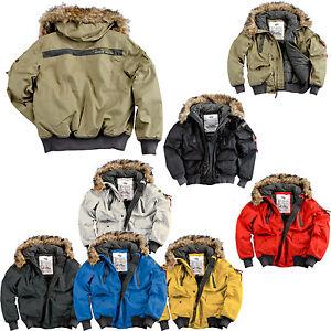 alpha industries jacket mountain jacke herren herrenjacke winterjacke. Black Bedroom Furniture Sets. Home Design Ideas