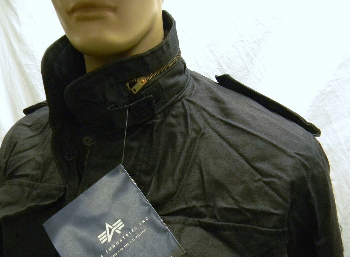 feldjacke m65 alpha industries
