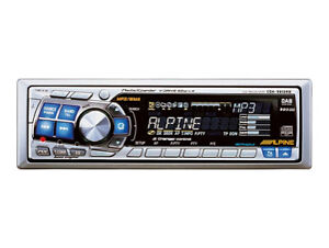 Alpine CDA-9812R CD Player/MP3 In Dash R...