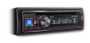 Alpine CD MP3 USB Autoradio