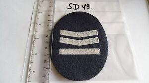Alter-Berliner-Schutzpolizei-Dienstgrad-50er-Jahre-blauger-I-SD49