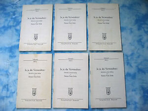 Altes-Theaterstueck-Schwank-Ja-ja-die-Verwandten-Stueck-in-1-Akt-Hans-Peter-Stolp