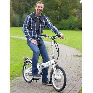 alu elektro faltrad pedelec klapprad e bike fahrrad. Black Bedroom Furniture Sets. Home Design Ideas