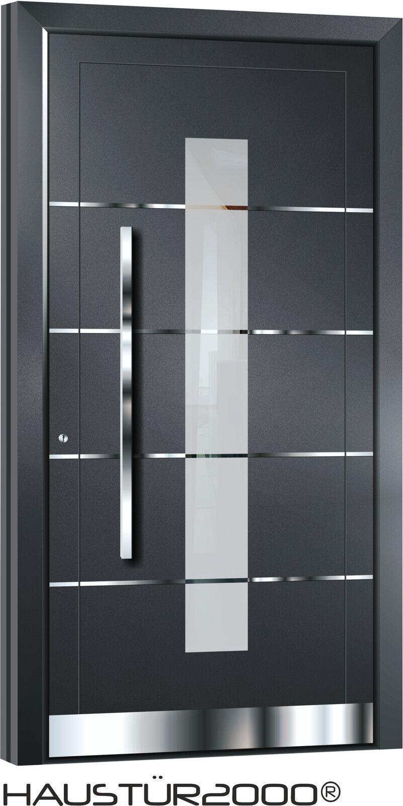 aluminium haust r alu haust ren t r t ren vollst ndig i deutschland gefertigt ebay. Black Bedroom Furniture Sets. Home Design Ideas