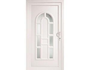 aluminium haust r haust ren t r t ren roppershain neu wei eingangst r alu ebay. Black Bedroom Furniture Sets. Home Design Ideas