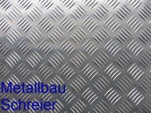 aluminium riffelblech warzenblech tr nenblech alu 5 mm ebay. Black Bedroom Furniture Sets. Home Design Ideas