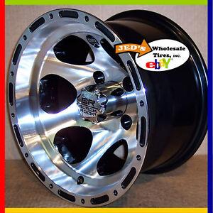 Aluminum Wheels Rims For Some Polaris Rzr Amp Rzr S Atv Ebay