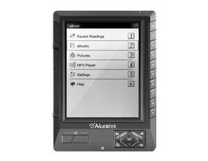 Aluratek Libre Pro AEBK01FS, 5in - Black