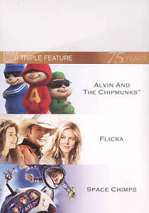 Alvin and the Chipmunks/Flicka/Space Chi...