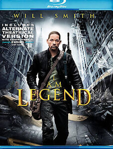 I Am Legend (Blu-ray Disc, Original and ...