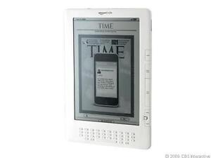 Amazon Kindle DX 4GB, 3G (Unlocked), 9.7...