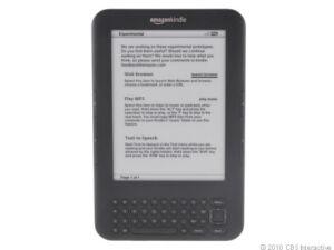 Amazon Kindle Keyboard (3rd Generation) ...