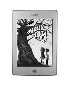 Amazon Kindle Touch 4GB, WLAN, 15,2 cm (...