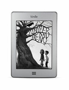 Amazon Kindle Touch 4th Generation 4GB, ...