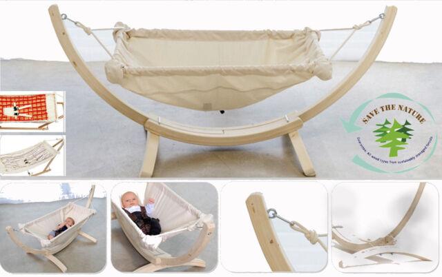 amazonas leo hamac pour b b accessoires ebay. Black Bedroom Furniture Sets. Home Design Ideas