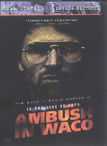 Ambush In Waco (DVD, 2003)