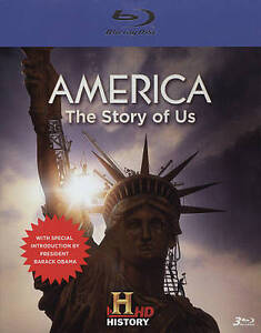 America: The Story of Us (Blu-ray Disc, ...