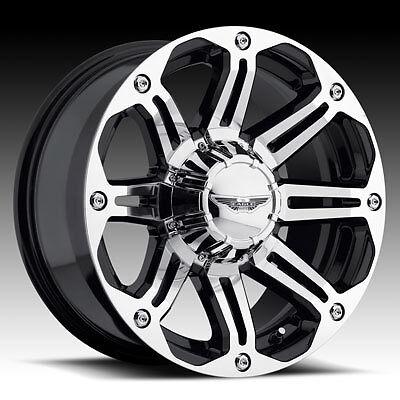 American Eagle 050 Wheels Rims 17x8 Fits Ford F250 F350 Super Duty