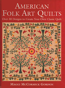 Folk Art Quilt Patterns - Free Pattern Cross Stitch