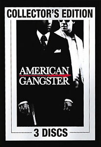 American Gangster (DVD, 2008, 3-Disc Set...