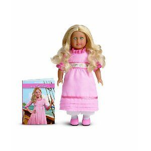 American Girl Caroline Mini Doll (American Girls Collecion Mini Dolls