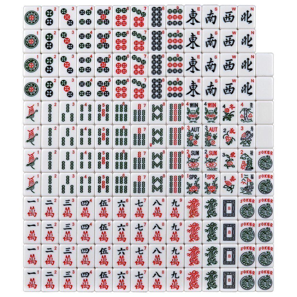 american mahjong