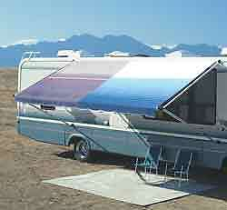 American Motorhome RV 5th Wheel Replacement Awning Fabric ...