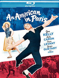 An American in Paris (Blu-ray Disc, 2009...