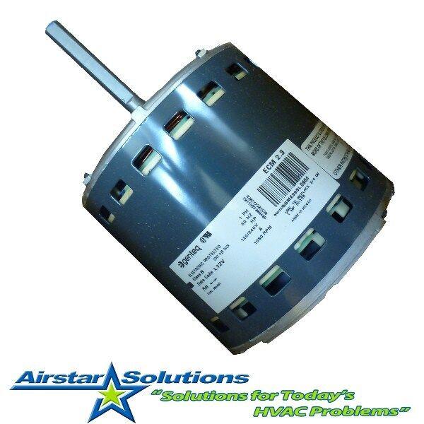 American Standard Trane Mot11976 3 4 1hp Ecm Variable