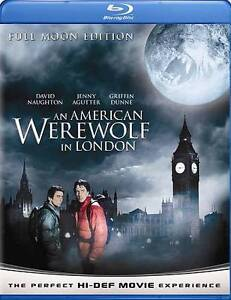 An American Werewolf in London (Blu-ray ...