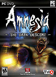 Amnesia: The Dark Decent  (PC Games, 201...